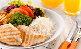 Chave para uma alimentação saudável